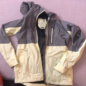 Button Rain Jacket